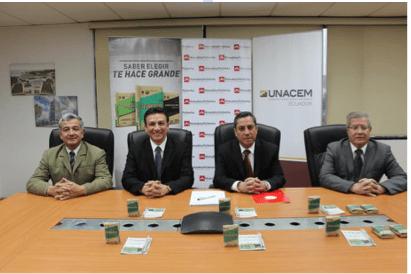 Convenio de cooperación fortalece al sector inmobiliario